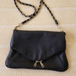 Guess Black Crossbody Purse